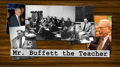 Mr. Buffett the Teacher Movie